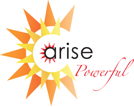 Arise Powerful Logo