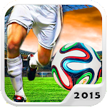 Play Real Football 3D 2015-16 1.0 Apk