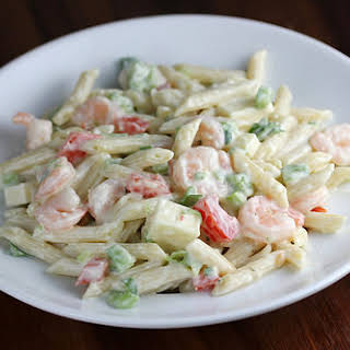 Shrimp Cold Salad.