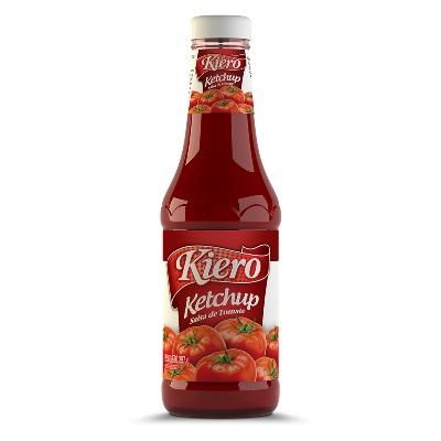 Ketchup Kiero Tomate 397Gr