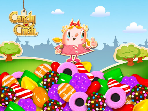 Candy Crush Saga game (apk) free download for Android/PC/Windows screenshot
