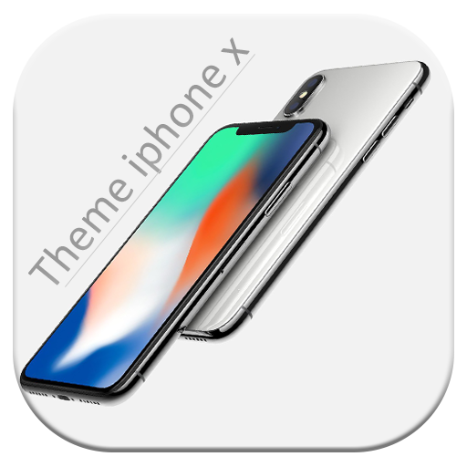 Theme - Launcher for iphone x / 10
