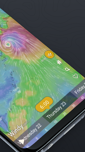 Windy.com - Weather Radar, Satellite and Forecast 25.0000 screenshots 2