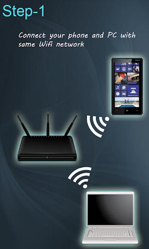Wifi Direct File Transfer