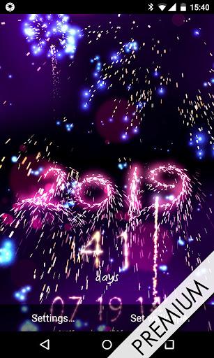New Year 2019 countdown 3.5.1 screenshots 5