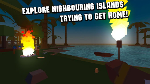 Cube Island Survival Simulator for PC
