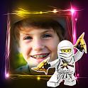 Ninja Photo Frame icon