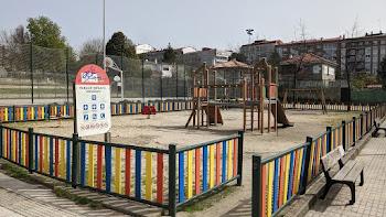 Parque infantil Hispanidade