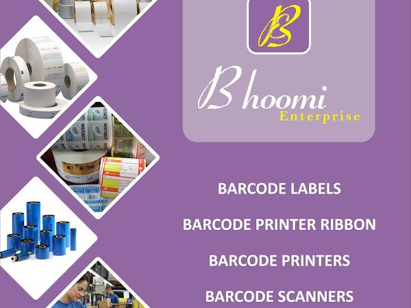 bhoomi Enterprise barcode labels and printer