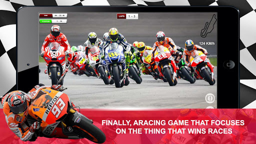 MotoGP Racer World Championship 1.0.6 screenshots 8