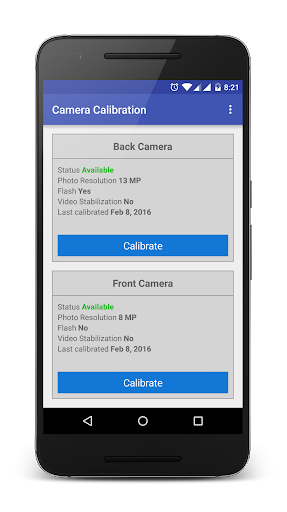 Camera Calibration Pro 1.0 Apk is Here! [LATEST]