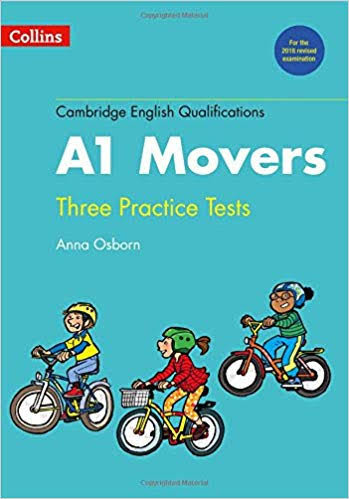 PDF+CD] A1 Movers Three Practice Tests Student's Book + Teacher's