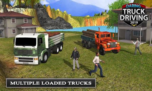Offroad Transport Truck Driving - Jeep Driver 2020 1.0.6 Screenshots 5