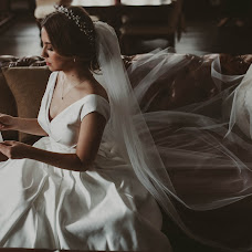 Wedding photographer Yana Mef (yanamef). Photo of 21.12.2017