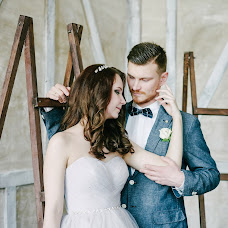 Wedding photographer Olga Shabunko (ollelukkoee). Photo of 31.01.2017