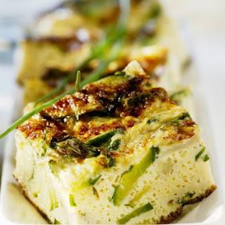 Zucchini Squares Eggs Recipes