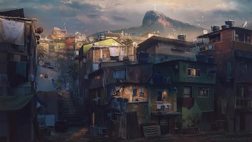 Télécharger gratuit Favela War APK MOD 1