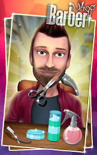 Game Barber Shop Hair Salon Beard Hair Cutting Games APK for Windows Phone