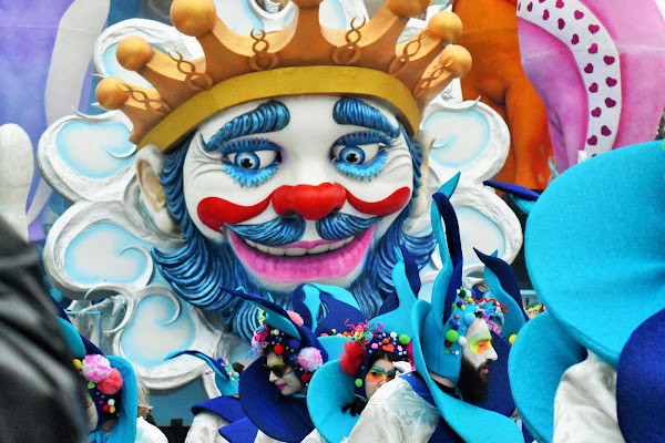 Re Carnevale di AGATA