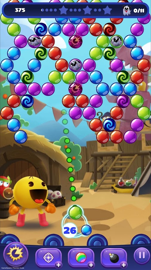 PAC-MAN Pop- screenshot