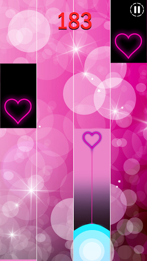 Heart Piano Tiles 1.1.0 screenshots 3