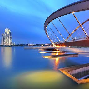 Putrajaya PICC by Reeve Lim - Buildings & Architecture Bridges & Suspended Structures