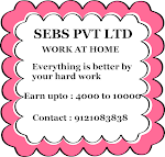 do you have any pc or laptop then go for part time jobs