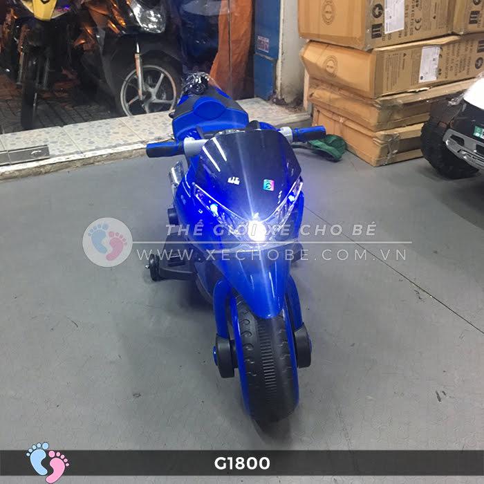 Xe mô tô điện trẻ em g1800 12