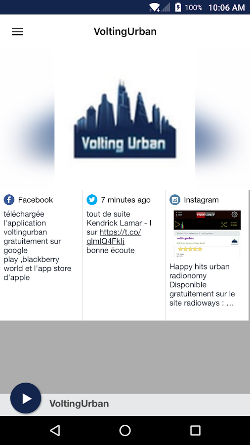 VoltingUrban – Capture d'écran
