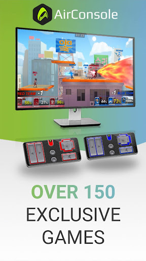 AirConsole - Multiplayer Game Console apkpoly screenshots 4