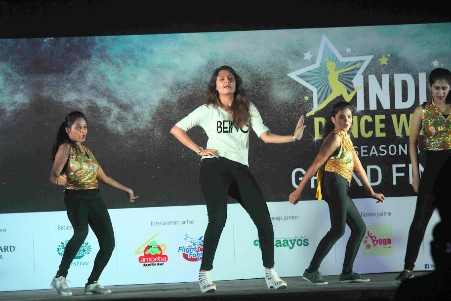 Ashima Sharma Sandip Soparrkar's 4th Indian Dance Week