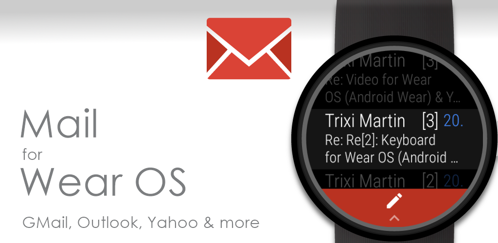 Download Mail for Wear OS (Android Wear) & Gmail APK latest