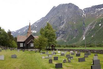 Photo: Kors kyrkje v/Marstein