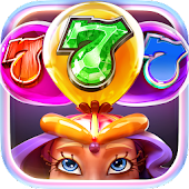 POP! Slots - Free Vegas Casino Slot Machine Games Icon
