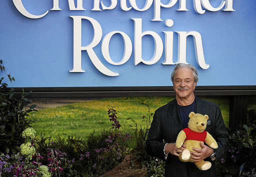 Actor Jim Cummings, who voiced Winnie the Pooh and Tigger, attends the European premiere of Christopher Robin in London on August 5 2018. Picture: REUTERS