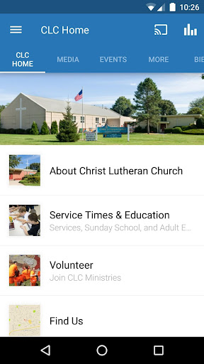 Christ Lutheran Church Inc
