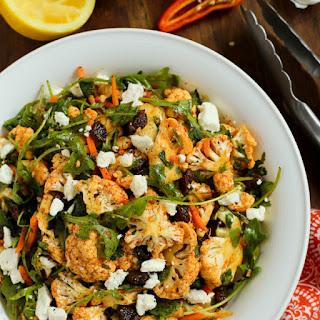 North African Cauliflower Salad with Charmoula Dressing Recipe