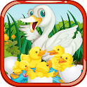 Hatch The Duckling: Pet Care icon