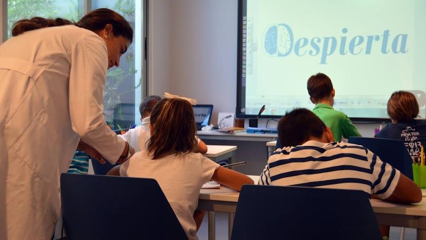 Aula Creativa de Música desarrolla en su centro el Programa Despierta Almería.