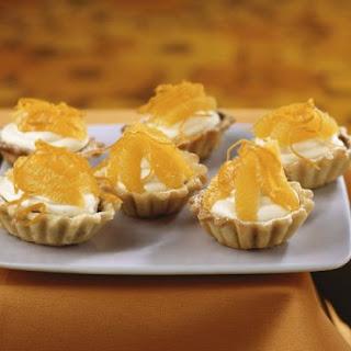 Citrus Fruit Mini Pies