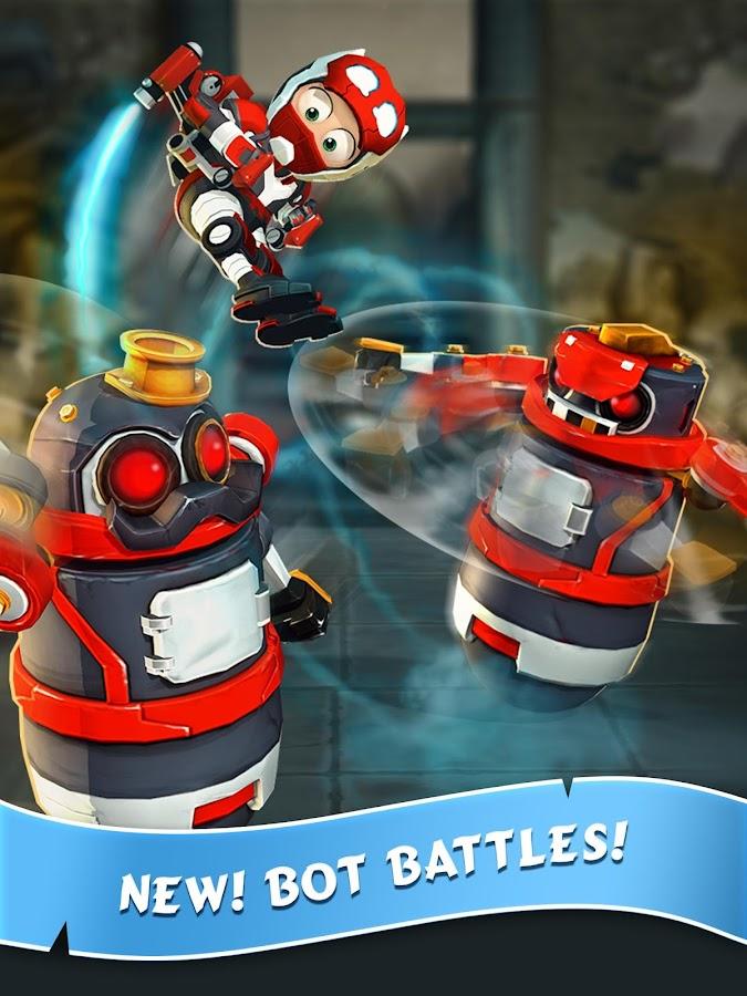Clumsy Ninja - screenshot