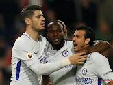 Chelsea l'emporte à Burnley