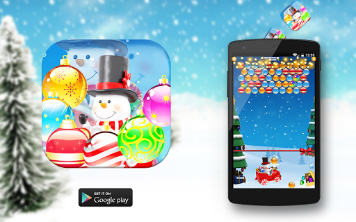 Snowland Bubble Shooter