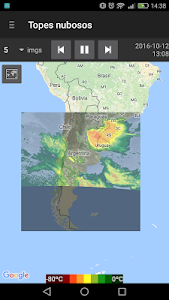 SEPA Precipitaciones screenshot 12