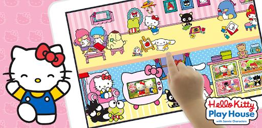 Приложения в Google Play – Hello Kitty Play House