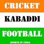Live Score Kabaddi,Cricket