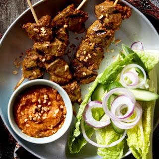 Malaysian Satay Beef Recipe