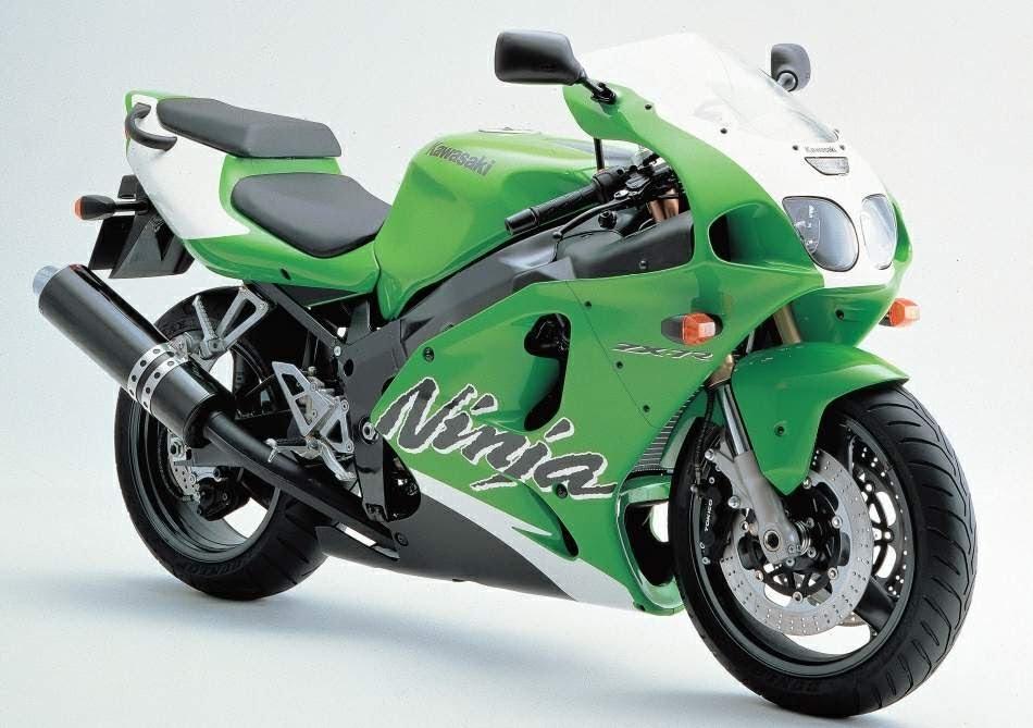 Kawasaki ZX-7 RR Ninja-manual-taller-despiece-mecanica