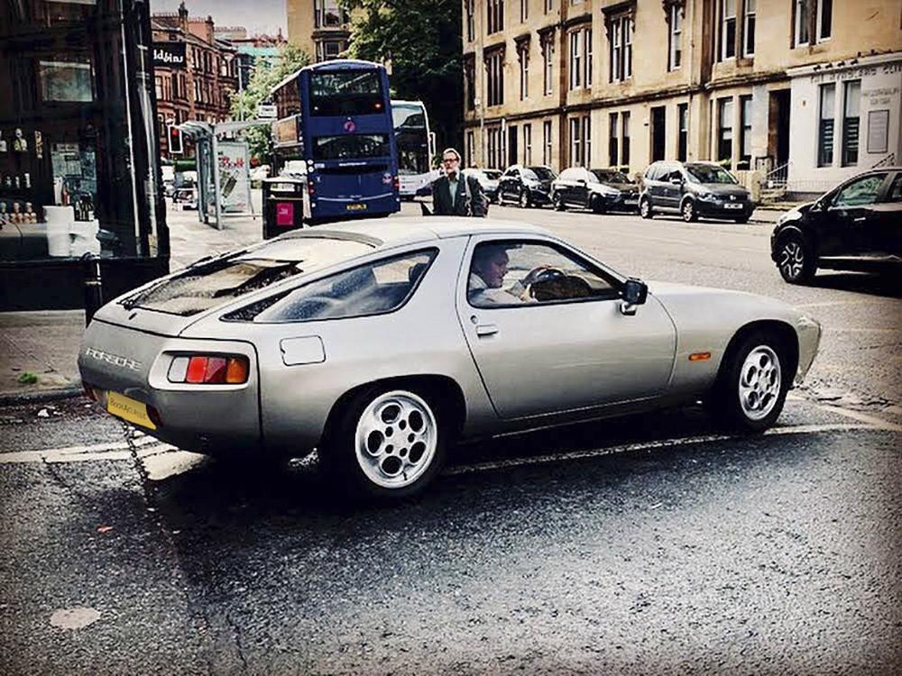 Porsche  928 Series 1 Hire Glasgow