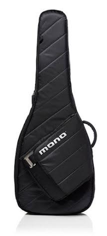 Mono Sleeve Acoustic Guitar Case Black